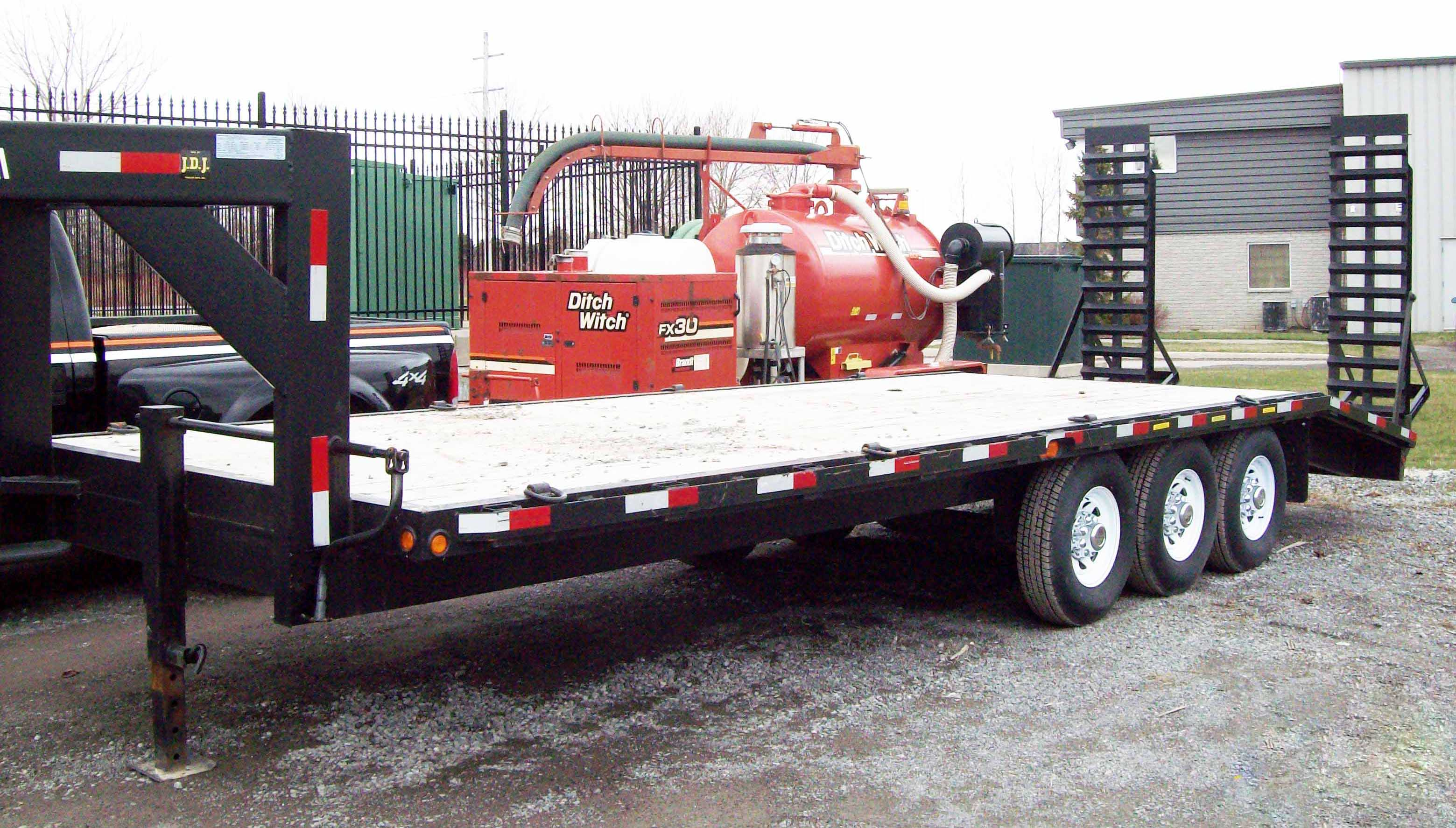 Hydro Vac Services Street Sweepers Amp Water Supply Trucks